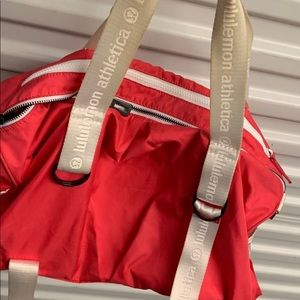 Lululemon Medium Duffle Bag